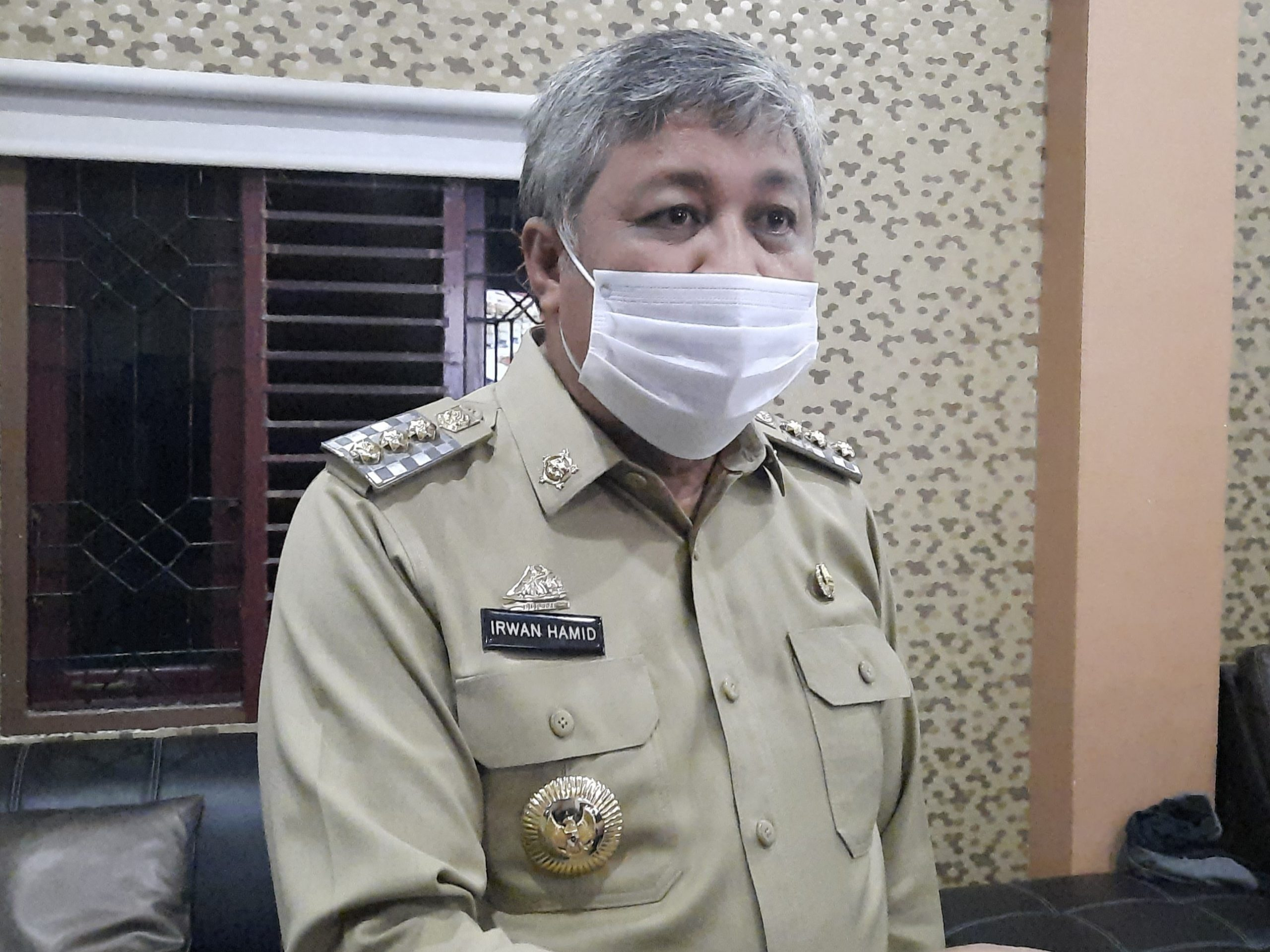 A. Irwan Hamid (Bupati Pinrang)